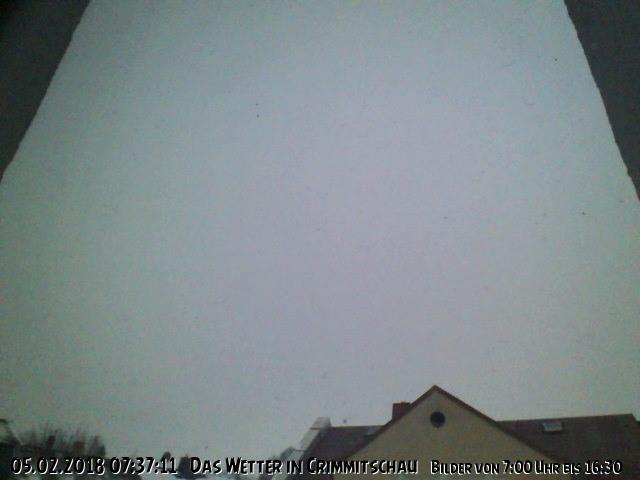 Webcam Bild, Jede 1/2 Std. ein Bild